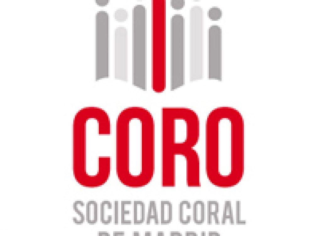 CORO DE LA SOCIEDAD CORAL DE MADRID (gran repertorio sinfónico coral)